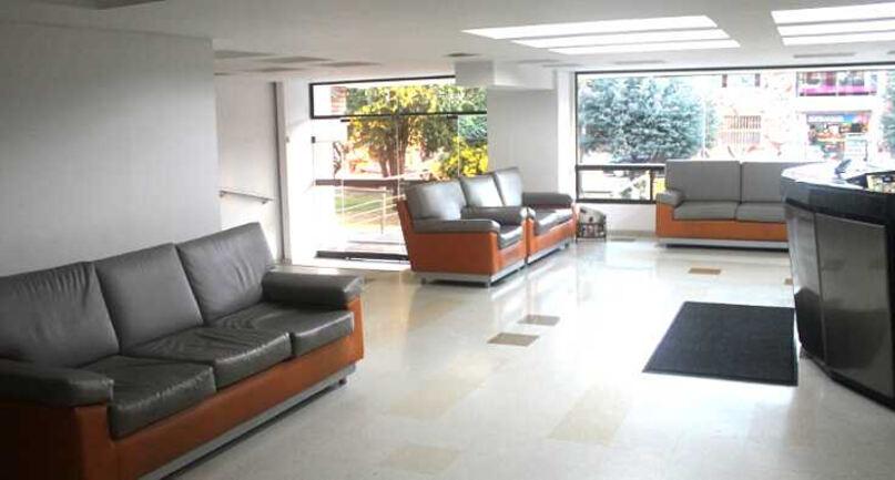 Sala centro fisioterapia