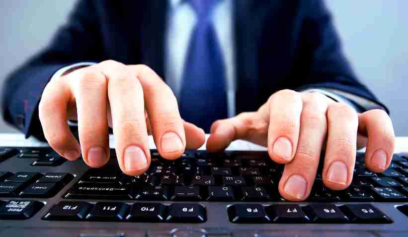 tendinitis por uso teclado