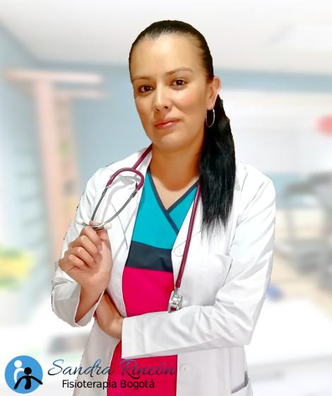 Fisioterapeuta Martha Cano